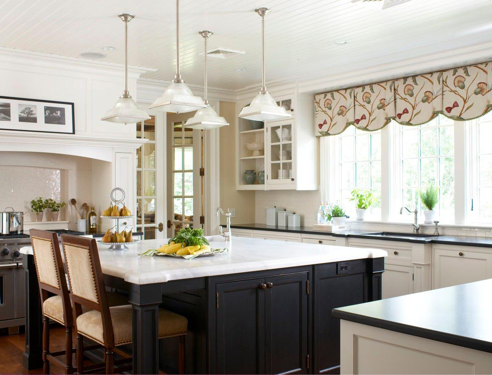Kitchen Drapes and Valances