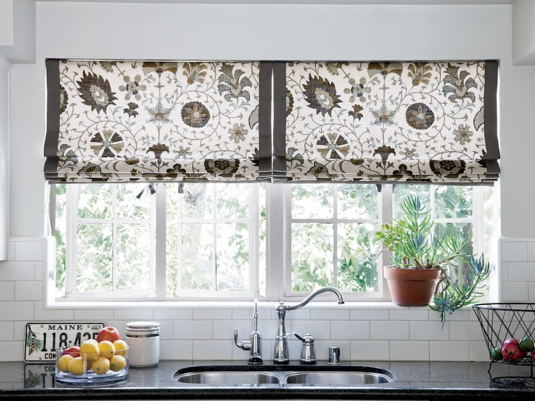 Kitchen Window Blind Ideas