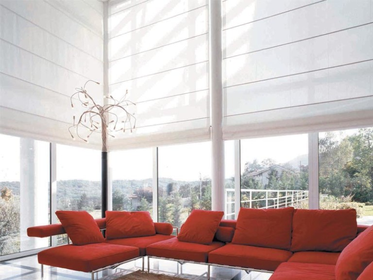 Large Window Blinds Ideas