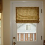 Magnetic Window Blinds for Steel Doors