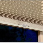 Pleated Cordless Window Blinds