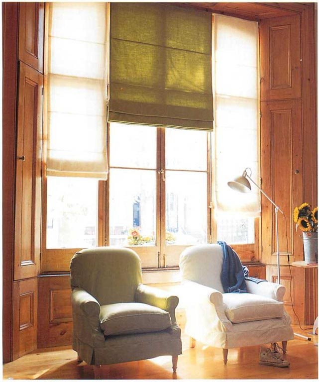 Roller Blinds Large Windows