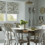 Roman Blinds for Kitchen Windows
