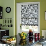 Roman Blinds Kitchen Windows