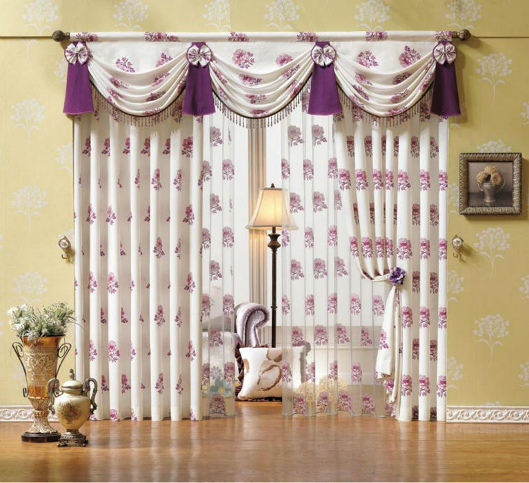 Long Sheer Curtain Panels Country Curtains and Valances