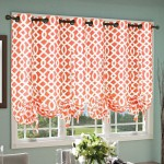 Tie up Valance Kitchen