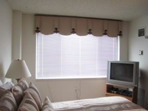 Valances for Bedroom Windows