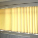 Vertical Blinds Bay Window