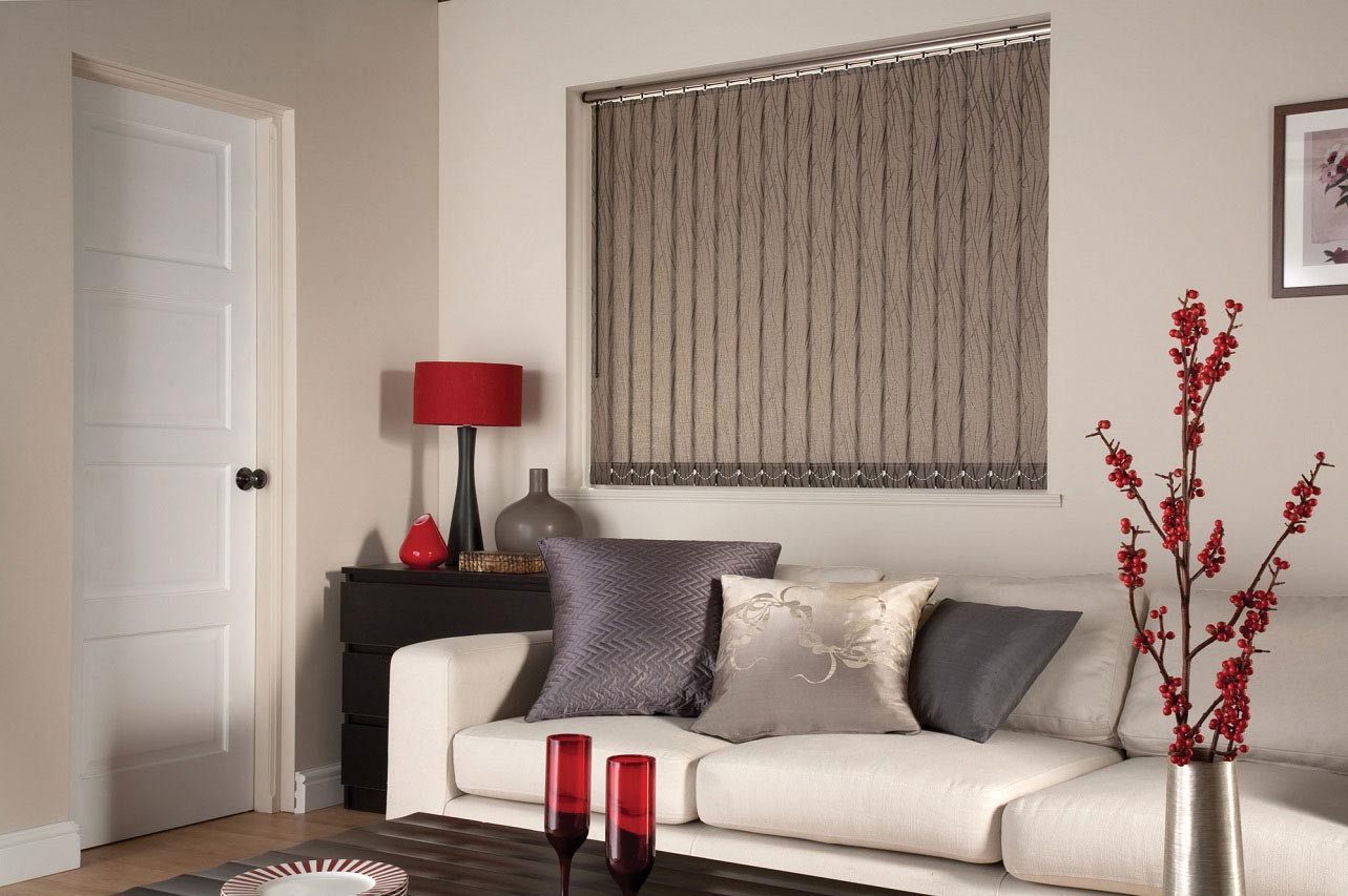 Vertical Blinds For Kitchen Windows Window Treatments