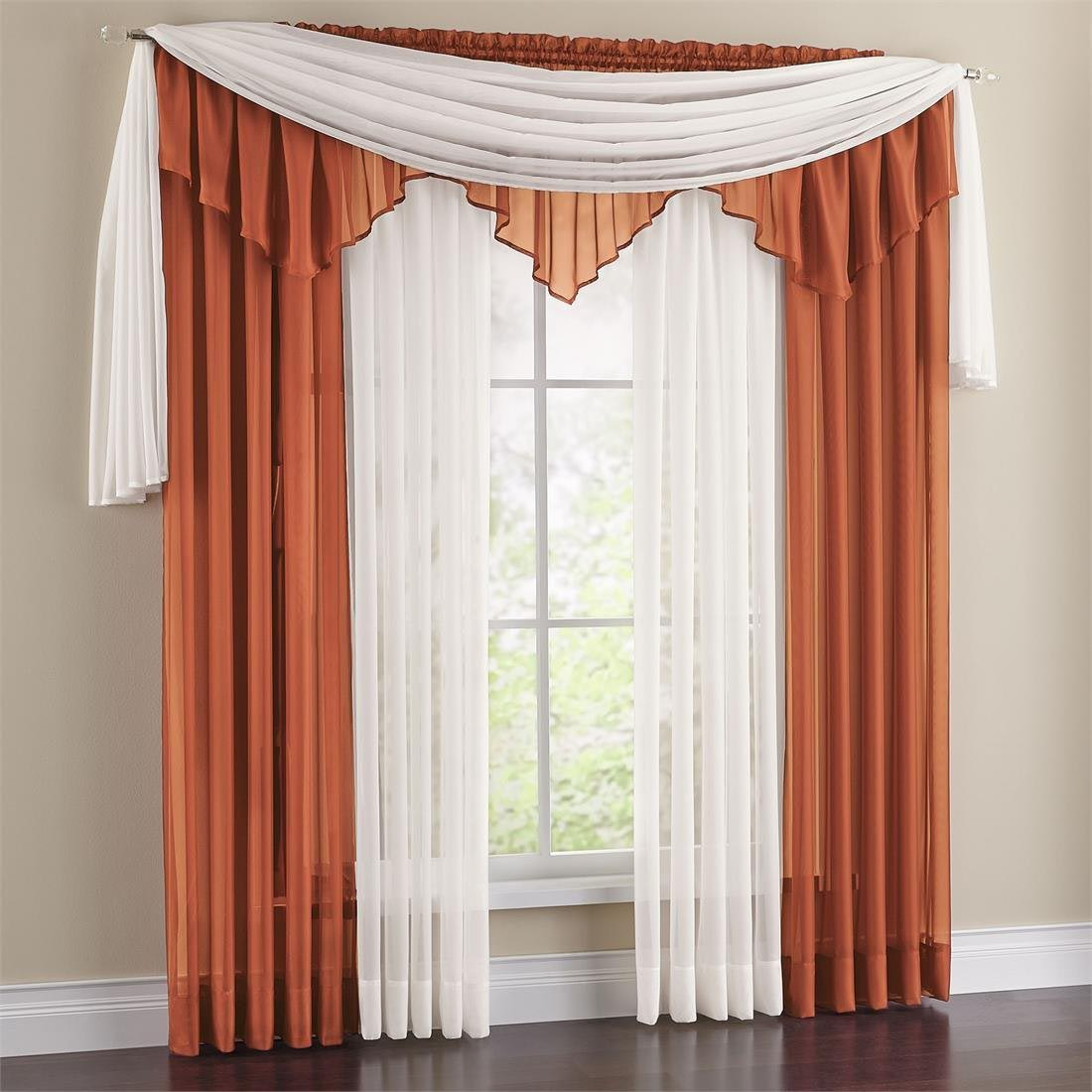 put the classic on and shades hang lorigs ways scarf red its over valance sheer a best curtains to pinterest images just curtain black