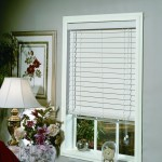 White Wood Window Blinds