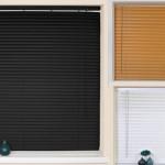 Window Blinds Cordless Wood