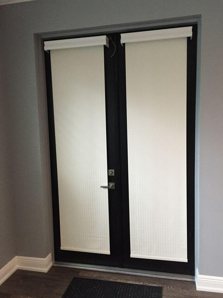 Window Blinds for French Doors