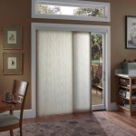 Window Blinds for Sliding Glass Doors