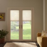 Window Blinds French Doors