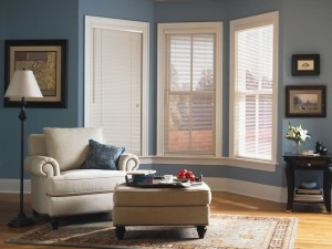 Window Faux Wood Blinds