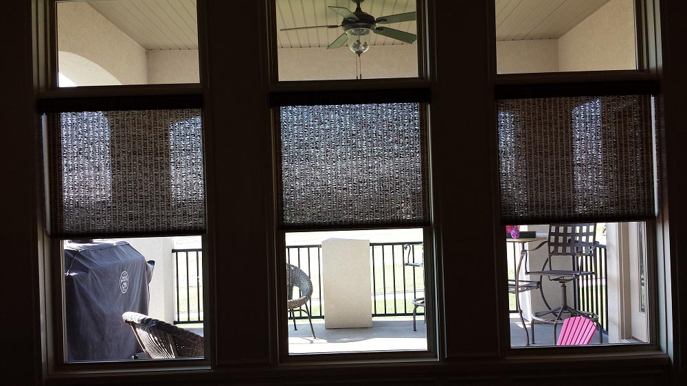 Window Treatments Cordless Blinds