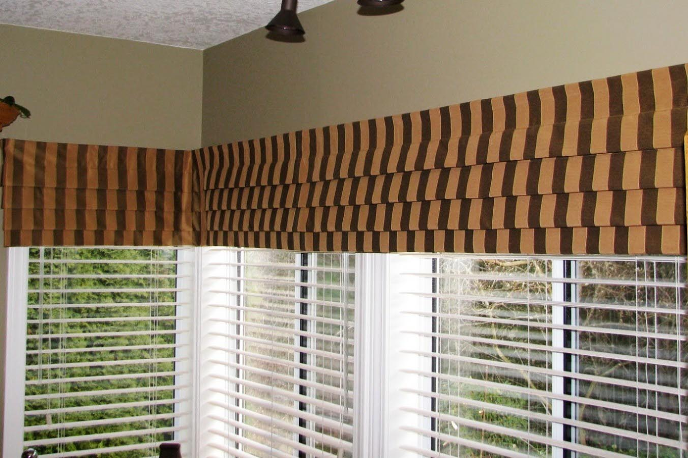 Valances for living room ideas modern house for Living room valances