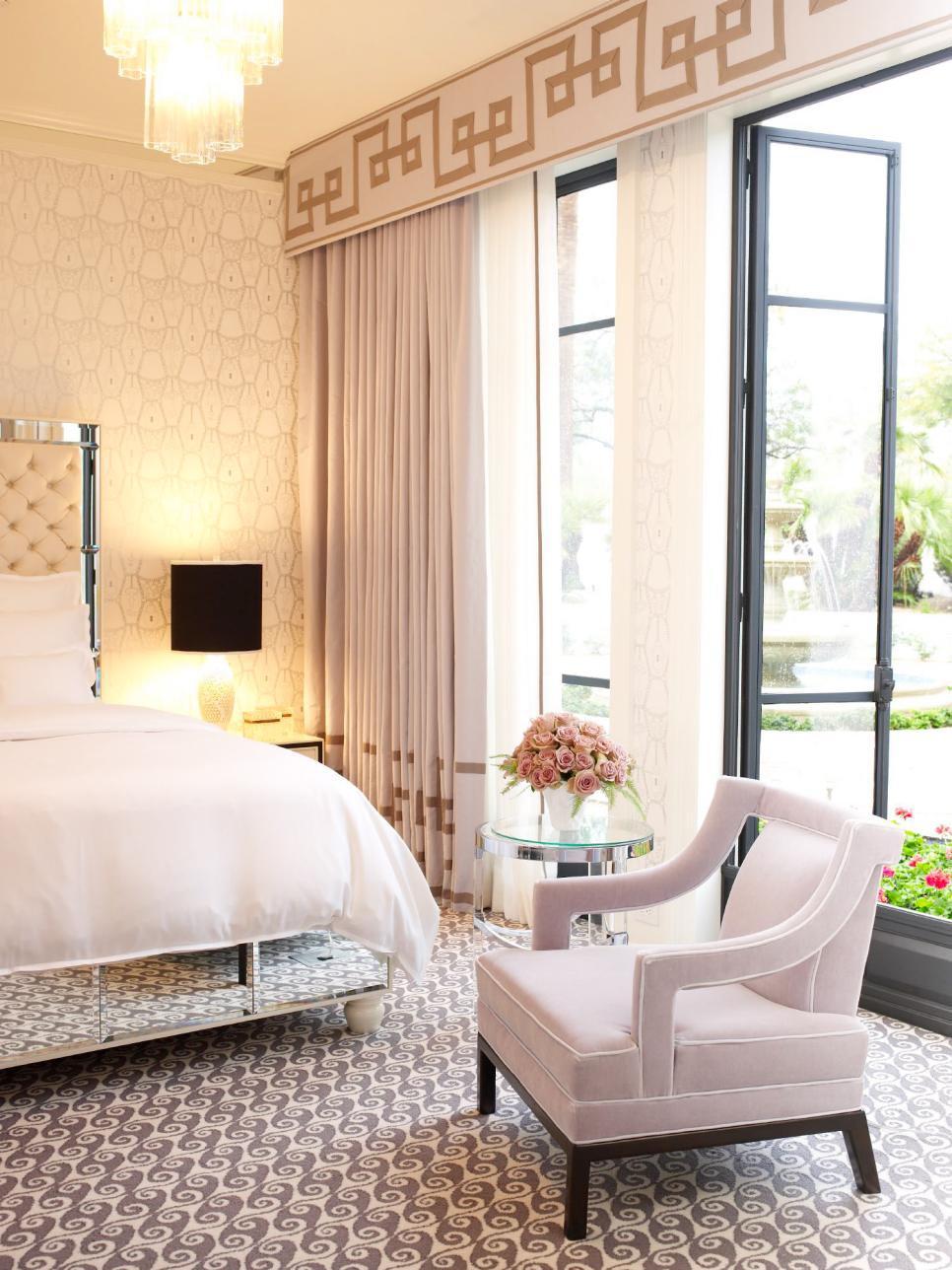 Window Valances for Bedroom