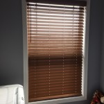 Window Wood Blinds Cordless