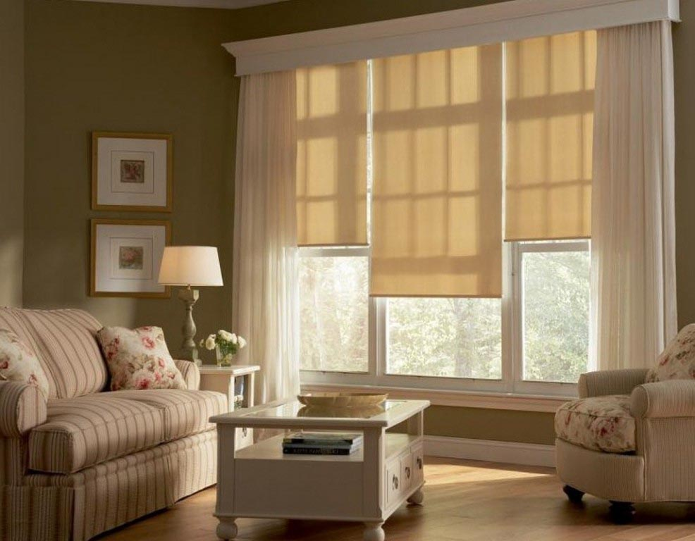 Wooden Valances For Living Room Windows Window Treatments Design Ideas