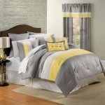 Yellow Valance for Bedroom