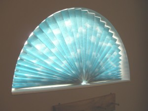 Arch Paper Window Shade