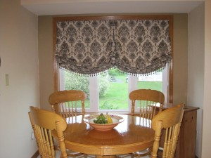 Balloon Shade Curtains DIY