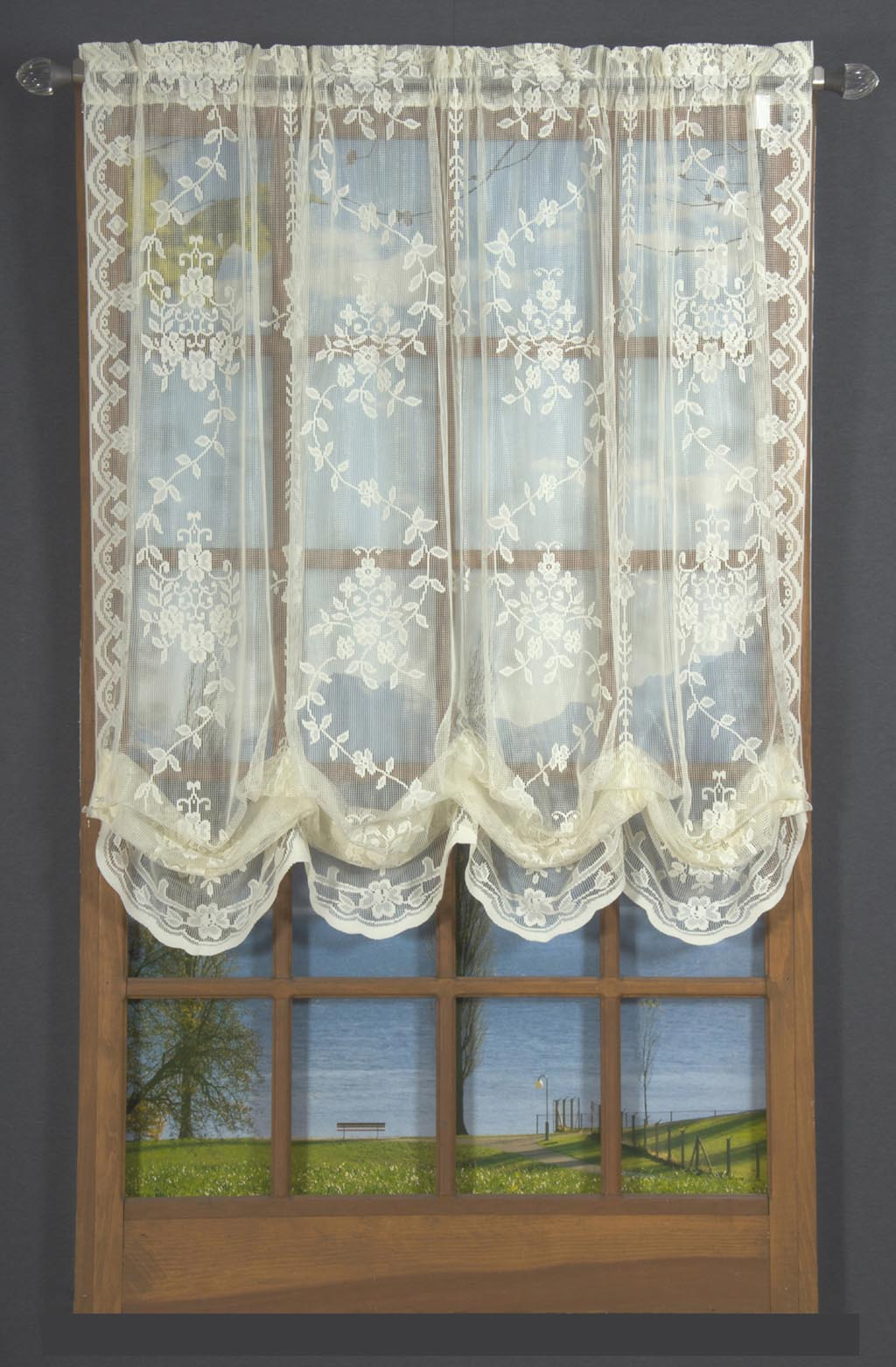 Balloon Shades Curtains Make