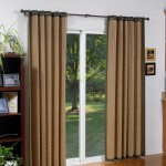 Bamboo Shades for Sliding Glass Doors