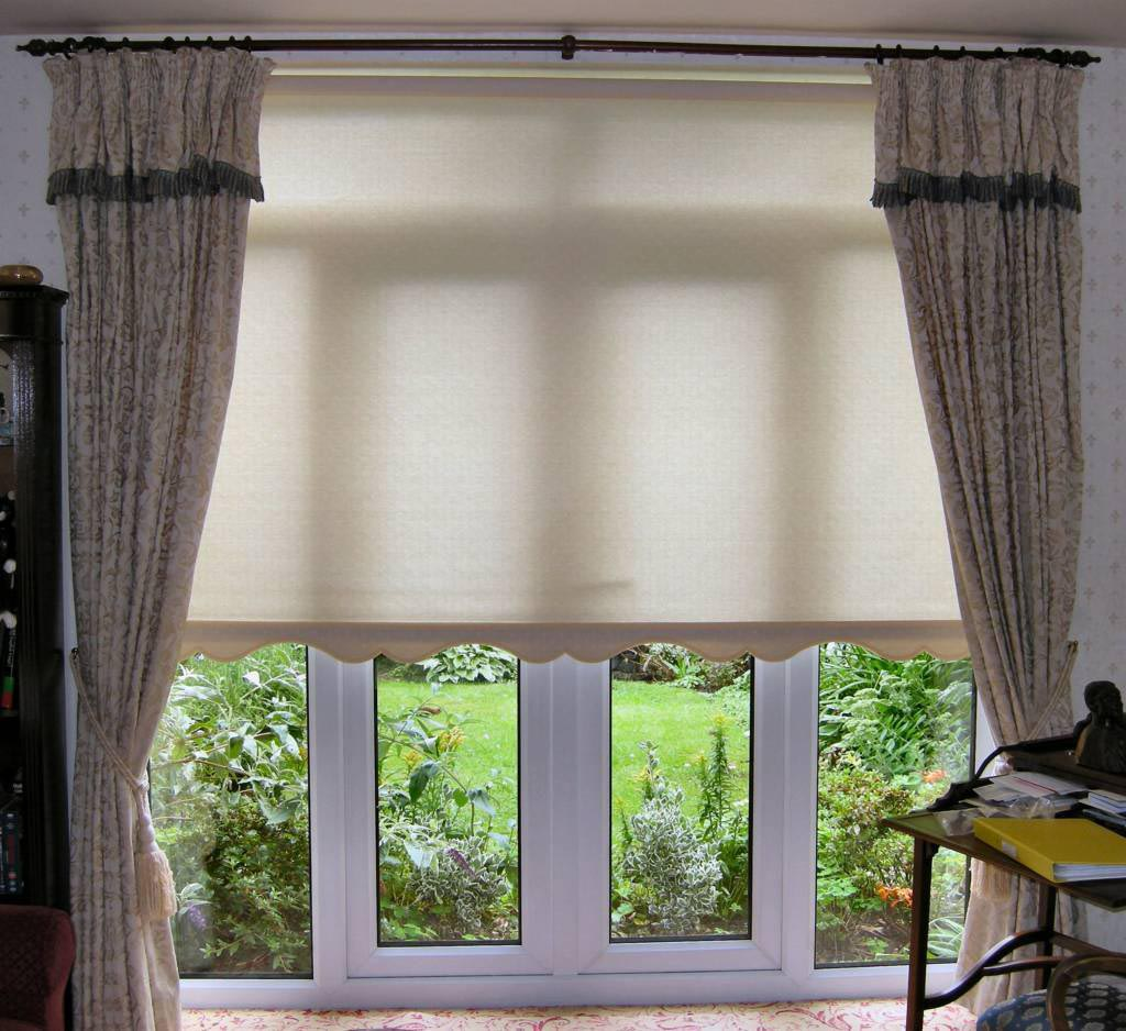 Blinds and curtains combination bedroom - French Door Roman Curtains Roman Blinds And Curtains Cellular Shades For Sliding Glass Doors Sliding