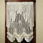 Lace Balloon Shade Curtain