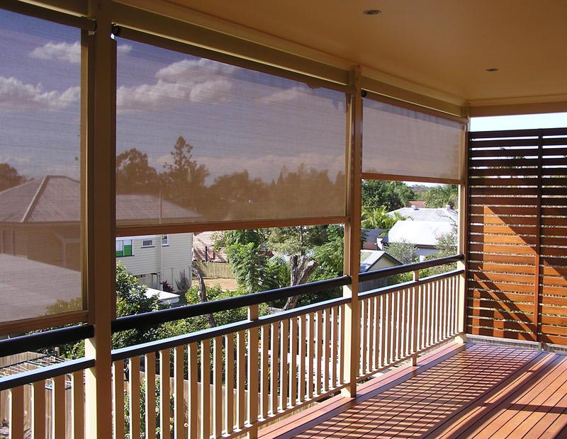 Outdoor Porch Shades Blinds