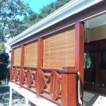 Outdoor roller shades for porch window treatments design for Roll up screens for porches