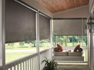 Outdoor Sun Shade for Porch