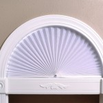 Redi Arch Paper Window Shade