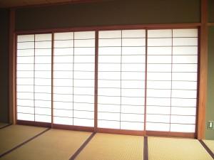 Rice Paper Window Shades