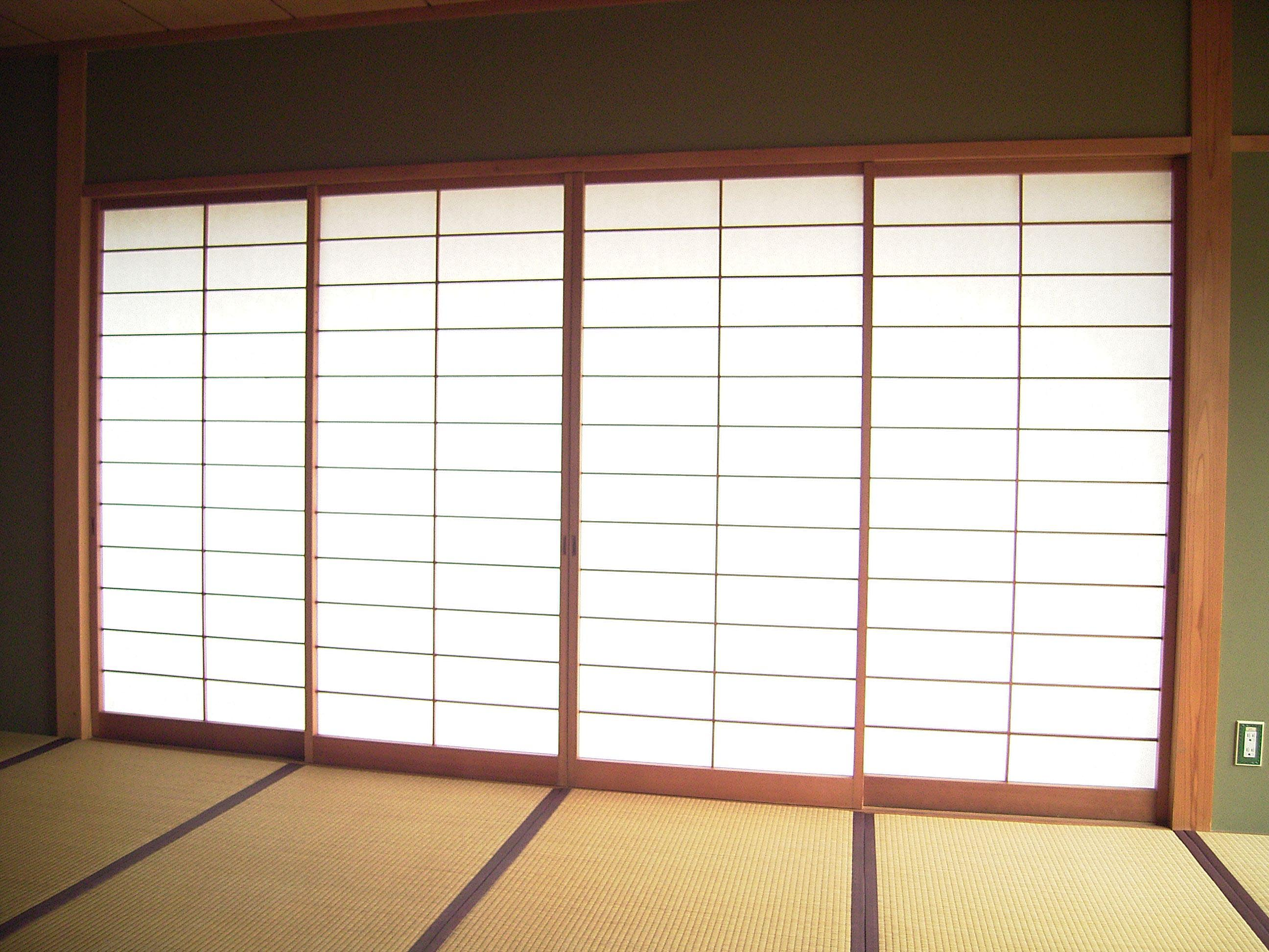 Rice Paper Window Shades