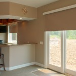 Roll Up Shades for Sliding Glass Doors