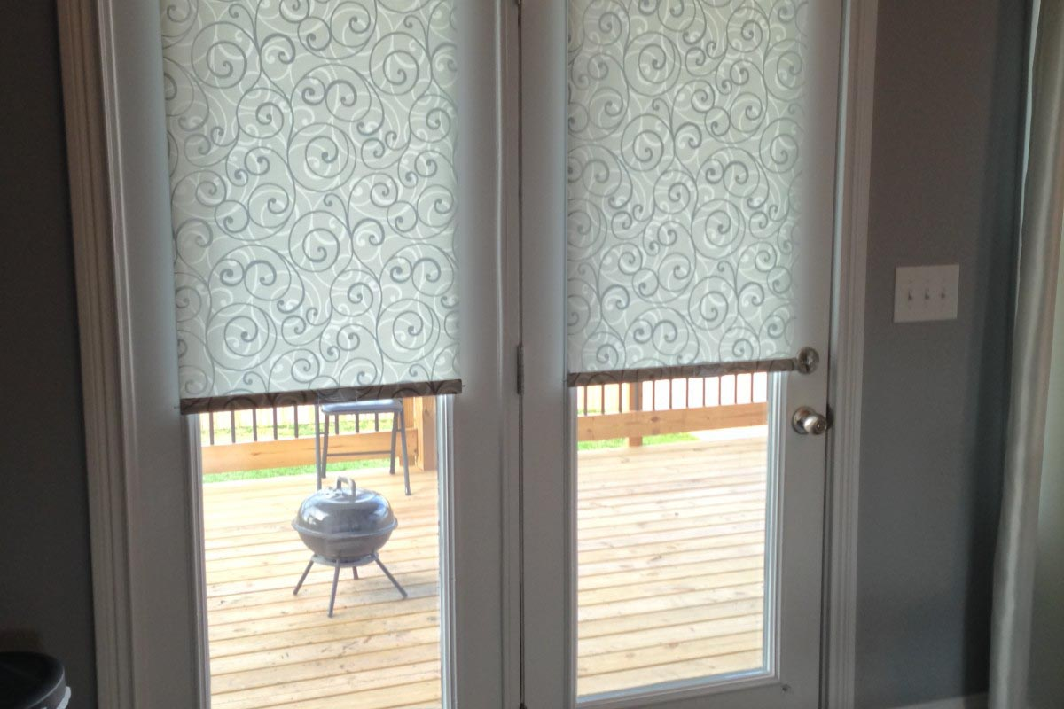 Shades for French Doors