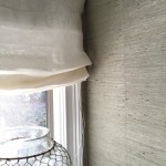 Sheer Roman Shades DIY
