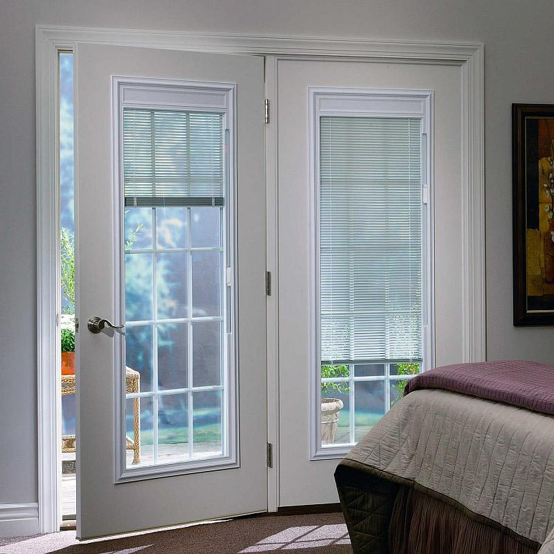 Solar Shades For French Doors Window Treatments Design Ideas