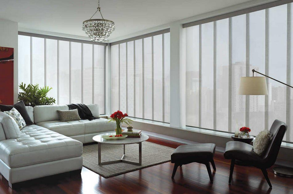 Solar Shades for Sliding Glass Doors