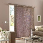 Vertical Shades for Sliding Glass Doors