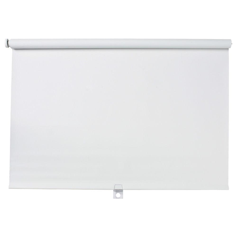 White Paper Window Shades